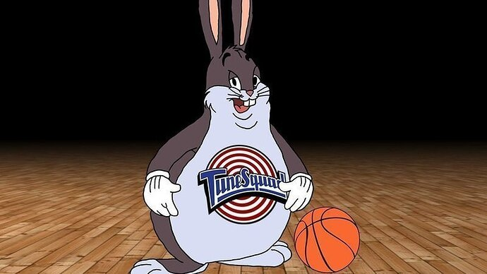 Petition · BIG CHUNGUS In Space Jam 2! · Change.org