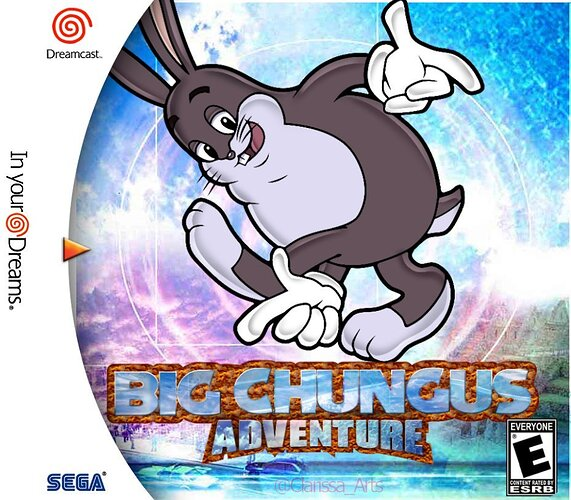 The Last Good Chungus Game😤 : dankmemes
