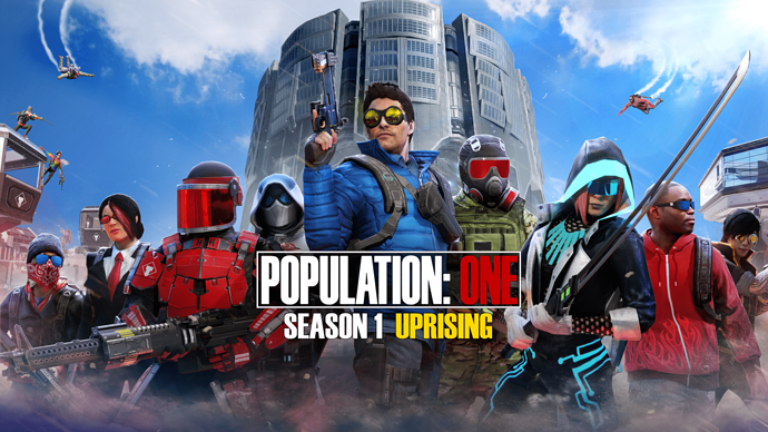 Population: One Season 1 Is Now Live With A $5 Battle Pass