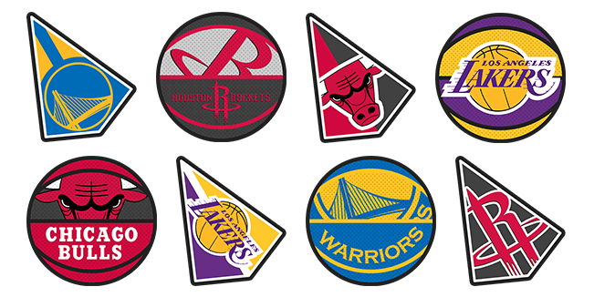 NBA Teams cursor collection