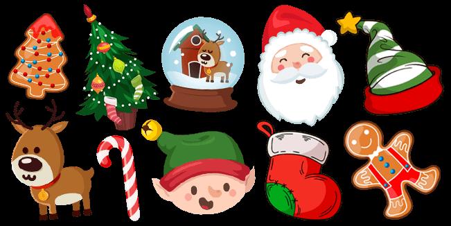 Christmas cursor collection