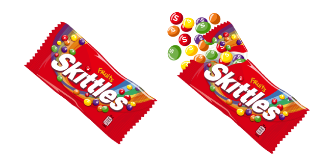 Skittles Cursor