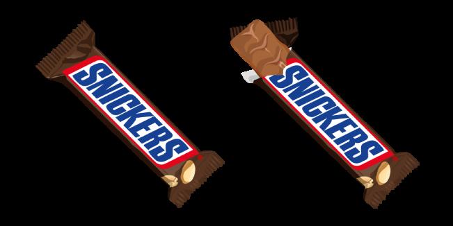 Snickers Cursor
