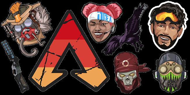 Apex Legends cursor collection