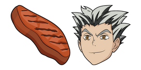 Haikyuu!! Korato Bokuto and BBQ
