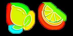 Yellow Lemon Neon