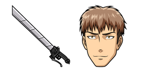 Attack on Titan Jean Kirstein Cursor