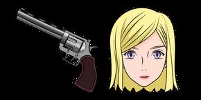 Noragami Bishamonten and Pistol