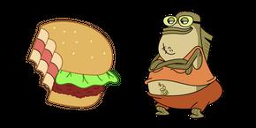 SpongeBob Bubble Bass and Crab's Burger
