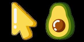 Minimal Avocado Cursor