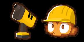Bloons Tower Defense 6 Engineer Monkey Cursor