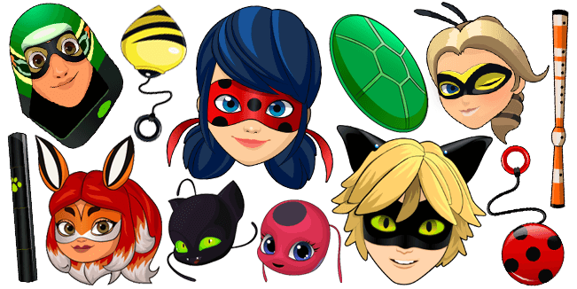 Miraculous cursor collection