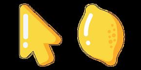 Minimal Lemon Cursor