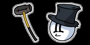 Henry Stickmin Sledge MacRush and Sledgehammer Cursor