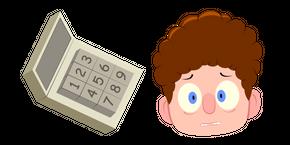 Camp Camp Neil and Calculator Cursor