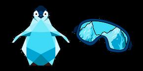 VSCO Girl Penguin and Mask