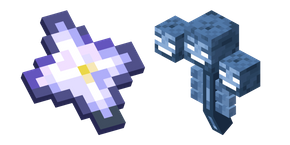 Minecraft Wither and Nether Star