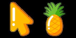Minimal Pineapple Cursor