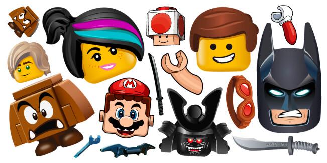 LEGO cursor collection