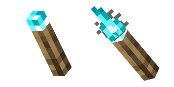 Minecraft Soul Torch