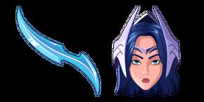 League of Legends Irelia The Blade Dancer Cursor